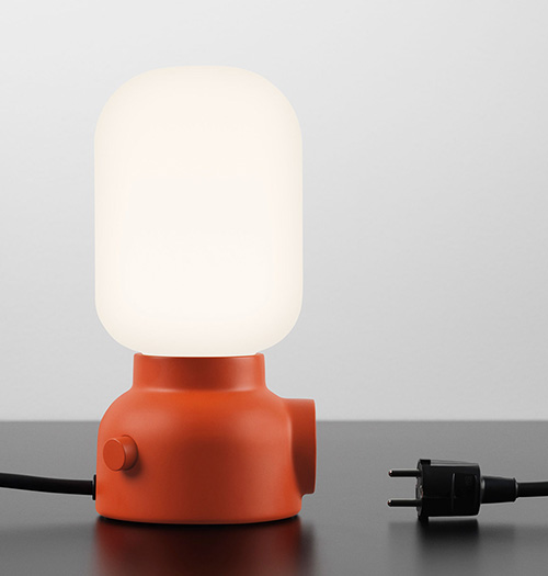 plug lamp - Form Us With Love