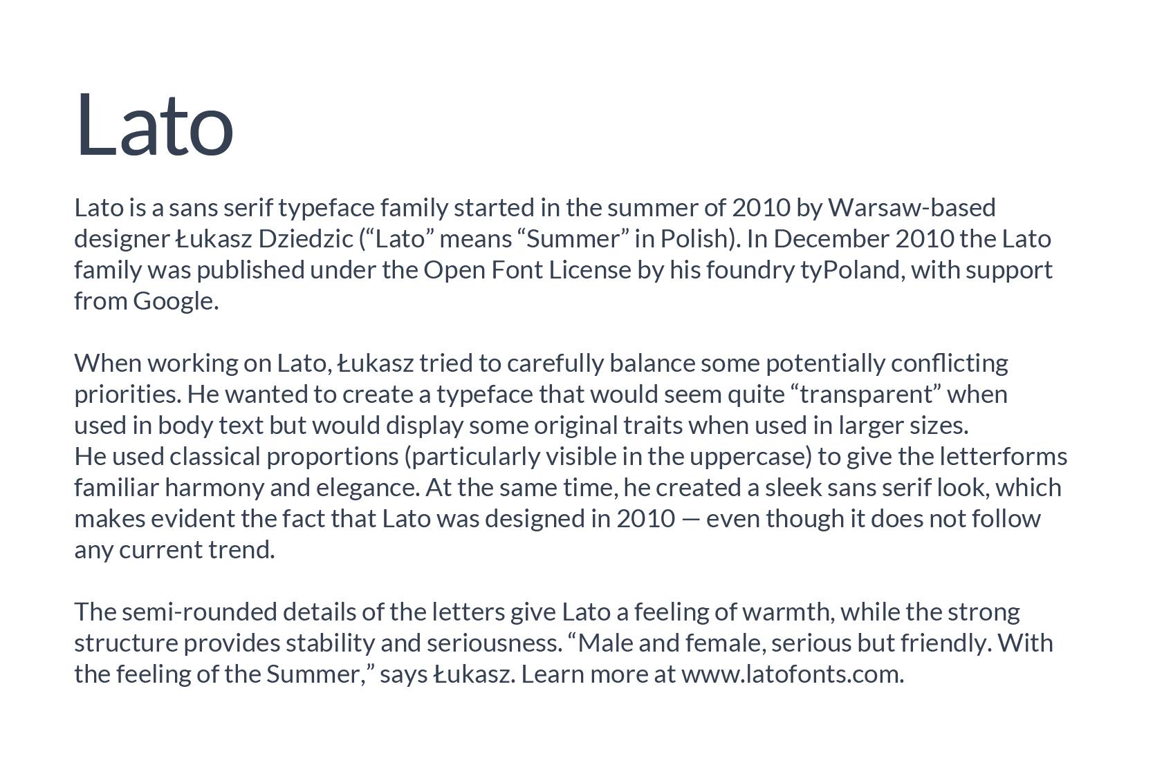 typeface Lato-02